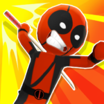 Stickman 3D – Street Gangster APK (MOD, Unlimited Money) 0.4.5