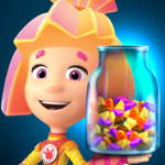 The Fixies: Chocolate Factory Games for Girls Boys APK (MOD, Unlimited Money) 1.6.2