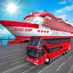 Transport Cruise Ship Game Passenger Bus Simulator APK (MOD, Unlimited Money) 2.8