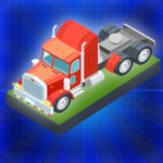 Truck Merger – Idle & Click Tycoon Car Game APK (MOD, Unlimited Money) 1.7