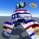 US Police Futuristic Robot Transform Shooting Game APK (MOD, Unlimited Money) 2.0.4