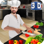 Virtual Chef Cooking Game 3D: Super Chef Kitchen APK (MOD, Unlimited Money) 2.4.3