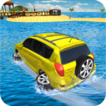Water Surfer Jeep Cars Race on Miami Beach APK (MOD, Unlimited Money) 1.5