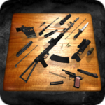 Weapon stripping APK (MOD, Unlimited Money) 74.357