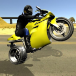 Wheelie King 3D – Realistic free  motorbike racing APK (MOD, Unlimited Money) 1.0