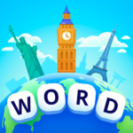 Word Travel: Pics 4 Word APK (MOD, Unlimited Money) 1.3.1