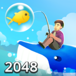 2048 Fishing APK (MOD, Unlimited Money) 1.14.3