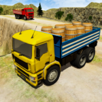 3D Euro Truck Driving Simulator – Real Cargo Game APK (MOD, Unlimited Money) 1.0