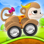Animal Cars Kids Racing Game APK (MOD, Unlimited Money) 1.6.1