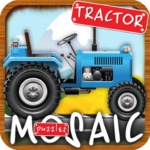 Animated Puzzles tractor farm APK (MOD, Unlimited Money) 1.36