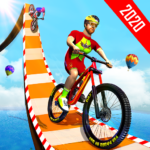 BMX Bicycle Racing Stunts- Mega Ramp Cycle Games APK (MOD, Unlimited Money) 2.6