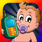 Baby Phone Game for Kids Free – Cute Animals APK (MOD, Unlimited Money) 25.0