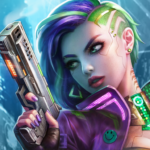 Battle Night: Cyber Squad-Idle RPG APK (MOD, Unlimited Money) 1.3.8