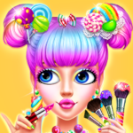 🍬👧Candy Girl Makeup – Dress up Game APK (MOD, Unlimited Money) 2.1.5017