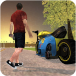 Car Theft of the Future APK (MOD, Unlimited Money) 1.3