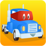 Carl the Super Truck Roadworks: Dig, Drill & Build APK (MOD, Unlimited Money) 1.5.7