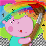 Color by Number for Kids APK (MOD, Unlimited Money) 1.2.1