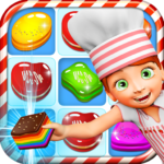 Cookie Star: Sugar cake puzzle match-3 game APK (MOD, Unlimited Money) 2.1.1