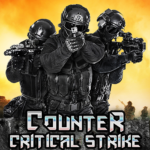 Counter Critical Strike CS: Army Special Force FPS APK (MOD, Unlimited Money) 3.0