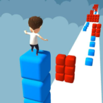 Cube Tower Stack Surfer 3D – Race Free Games 2020 APK (MOD, Unlimited Money) 1.3