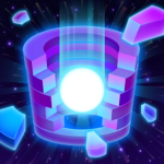 Dancing Helix: Colorful Twister APK (MOD, Unlimited Money) 1.3.1