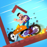 Dismounting Masters APK (MOD, Unlimited Money) 1.09