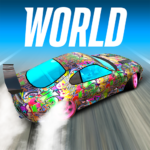 Drift Max World – Drift Racing Game APK (MOD, Unlimited Money) 3.0.3