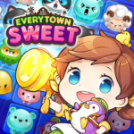 Everytown Sweet: Match 3 Puzzle APK (MOD, Unlimited Money) 7.2