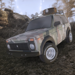 Forest Roads. Niva APK (MOD, Unlimited Money) 1.12.70