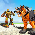 Futuristic Robot Tiger Real Robot Transformation APK (MOD, Unlimited Money) 1.6