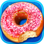Glitter Donut – Trendy & Sparkly Food APK (MOD, Unlimited Money) 1.3