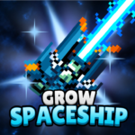 Grow Spaceship VIP – Galaxy Battle APK (MOD, Unlimited Money)  5.3.3