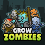 Grow Zombie inc – Merge Zombies APK (MOD, Unlimited Money) 36.3.0