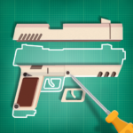 Gun Builder 3D APK (MOD, Unlimited Money) 1.2.1