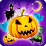 Halloween Smash 2020 – Witch Candy Match 3 Puzzle APK (MOD, Unlimited Money) 2.6.2