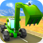 Heavy Excavator Crane City Construction Simulator APK (MOD, Unlimited Money) 6.1