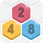HexPop:Make number to 2048,Free Merge Puzzle Games APK (MOD, Unlimited Money) 2.201