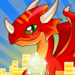 IDLE DRAGON WORLD:FUN GAME APK (MOD, Unlimited Money) 1.0.1