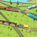 Indian Train City 2019 – Oil Trains Game Driving APK (MOD, Unlimited Money) 5