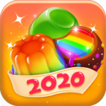 Jelly Jam Crush – Match 3 Games & Free Puzzle Game APK (MOD, Unlimited Money) 1.6.0