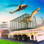 Jurassic Dinosaur Transport Offroad Truck APK (MOD, Unlimited Money) 1.5