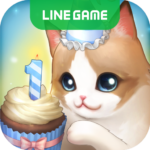 LINE Cat Café APK (MOD, Unlimited Money) 1.0.19