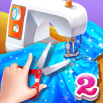 ✂️🧵Little Fashion Tailor 2 – Fun Sewing Game APK (MOD, Unlimited Money) 5.6.5017