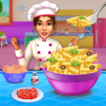 Make pasta cooking kitchen APK (MOD, Unlimited Money) 1.7