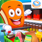 Marbel Supermarket Kids Games APK (MOD, Unlimited Money) 5.0.0
