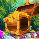 Match 3 Jungle Treasure – Forgotten Jewels APK (MOD, Unlimited Money) 1.0.30
