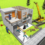 Modern Home Design & House Construction Games 3D APK (MOD, Unlimited Money) 1.0.9