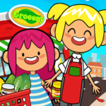 My Pretend Grocery Store – Supermarket Learning APK (MOD, Unlimited Money) 1.9
