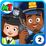 My Town : Police Station game for Kids APK (MOD, Unlimited Money)
