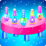 Nail makeup Kit: Fashion doll girls games 2020 APK (MOD, Unlimited Money) 1.0